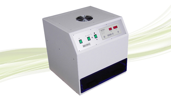 UV dryer with drawer