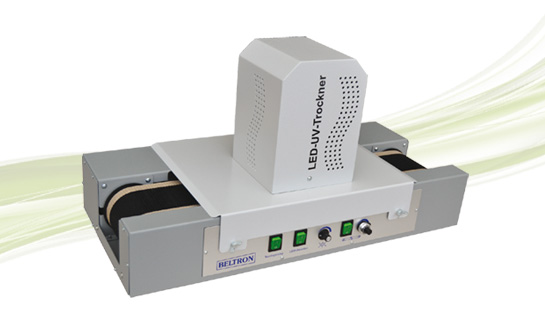 UV LED curing BE 7